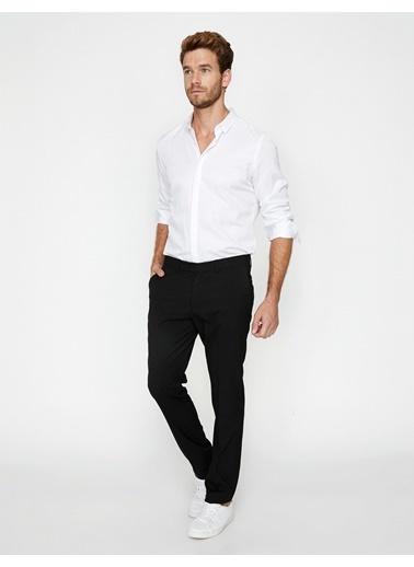 Koton Slim Fit Pantolon Siyah